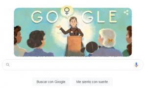 Quién fue Petrona Eyle, la médica de Baradero que homenajeó Google
