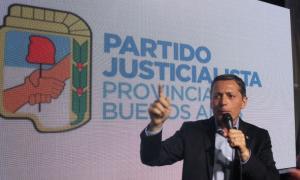 Rechazan cautelar de Gray y Máximo Kirchner se encamina como nuevo presidente