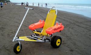 Playas inclusivas en Provincia: Media sanción al proyecto para regularlas