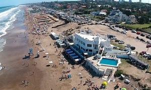 La cantidad de turistas se va incrementando con el correr del verano