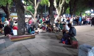Facebook: Plaza Solidaria