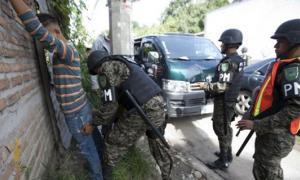 Alejandro Mansilla busca lanzar la Policía Militar.