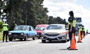 Desde el inicio del Operativo Sol secuestraron casi 300 vehículos