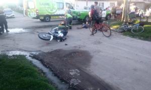 Policía borracho chocó a dos jóvenes en Berisso y luego agredió a sus pares de la fuerza