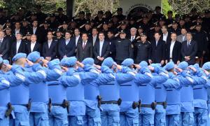 Unificarán la policía local y Comunal en 29 distritos.