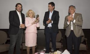 Mirtha Legrand premiada por la Cámara de Diputados bonaerense