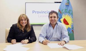 Revilla con Franchini: Nuevas adquisiciones para Arenales con Provincia Leasing