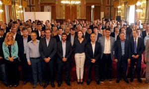 Vidal y los intendentes: Cuánto recibirá cada sección en proyectos del gobierno de Vidal