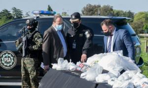 """Operativo """"Nemo"""": La PSA desbarató una organización trasnacional dedicada al narcotráfico"""
