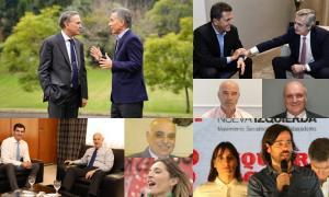 Ocho frentes electorales inscriptos en Nación para las Elecciones Presidenciales 2019