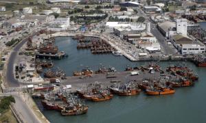 Paro en todos los puertos del país. Foto: Aninoticias