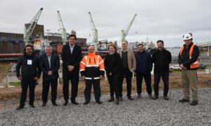 Puertos bonaerenses deberán contar con un Plan de Gestión Ambiental