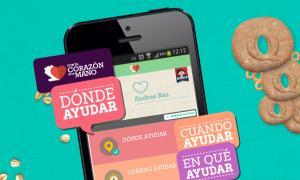 Quaker lanzó una app para conectar a las personas que quieren ayudar