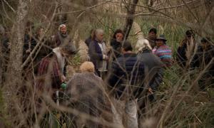 Punta Querandí: Ancestro indígena fallecido hace un milenio volvió a su lugar tras los reclamos de la comunidad