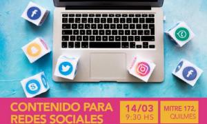 Municipio de Quilmes ofrece cursos gratuitos sobre redes sociales para emprendedores