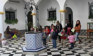 Siguen las vacaciones de invierno en San Isidro.