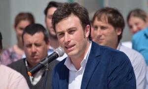 Hernán Ralinqueo logró la reelección con el Frente de Todos.