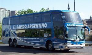 El Rápido Argentino, de paro.