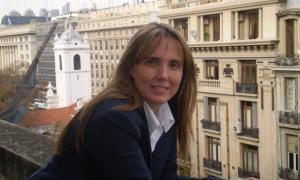 González buscará ser intendenta de Avellaneda. Foto: Prensa