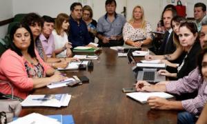 La reunión de la comisión técnica, el viernes.