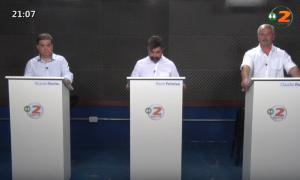 Debate en Rojas: Los candidatos a intendente debatieron obligados por ordenanza