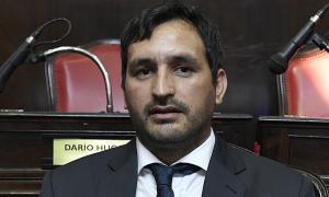 """Senador Jorge """"Loco"""" Romero se corre de la conducción de La Cámpora tras ser denunciado por abuso"""