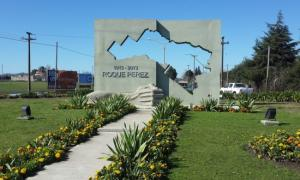 Roque Pérez es un municipio que no supera los 13 mil habitantes