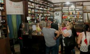 Roque Pérez presenta la7º Noche de los Almacenes