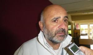 Rubén Allende exigió el cumplimiento del Convenio Colectivo vigente. Foto. Radio Urbana 102.7
