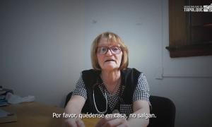 María del Carmen Ruiz falleció este viernes