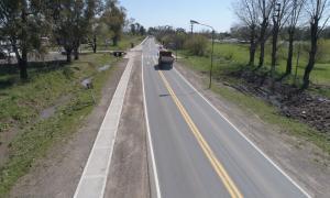 Ruta 234, Pilar.