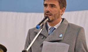 El intendente de Olavarría anunció benefcios para el distrito. Foto: Twitter