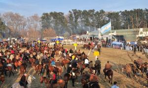 Saladillo celebra la26° edición de Fiestas Patrias