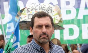 Alejandro Salcedo asumió como secretario General de Udocba