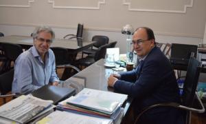 Tras el Covid positivo del intendente de Saladillo, asumió Alejandro Armendáriz (h) en forma interina