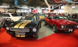 Vacaciones de invierno en Berazategui: Muestra gratuita de autos clásicos y antiguos
