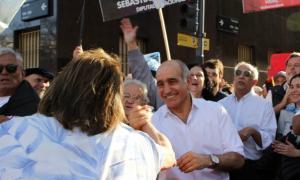"""Salvador en la """"Marcha del Millón"""""""