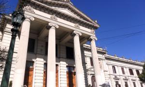 Cámara de Senadores bonaerense. Foto: LaNoticia1.