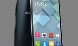 En septiembre, Samsung lanza el Galaxy Alpha