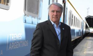 Orfila analizó el actual momento atravesado por sistema ferroviario. Foto: La Noticia1