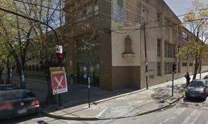 Ocurrió en el colegio San Cayetano de La Plata.