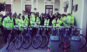Lanzan el Sistema de Gestión Social de Reciclado en San Nicolás.