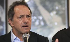 Daniel Scioli fue citado a indagatoria en una causa por corrupción