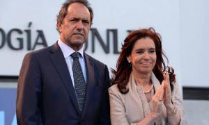 Scioli dijo que hubiera aceptado el pedido de Cristina.