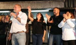 Mario Secco destacó la elección de Unidad Ciudadana. Foto: Noticias Ensenada.