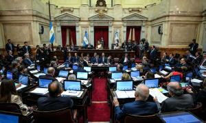 Unánime apoyo del Senado a la ley de renegociación de la deuda