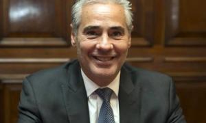 Sergio Torres, nuevo presidente del Consejo de la Magistratura bonaerense