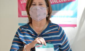 La Provincia ya vacunó a 2.223.591 vecinos.