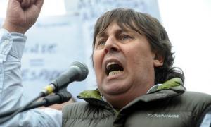 """Pablo Micheli, secretario general de la CTA afirmó que existe un """"pacto entre Massa y el Gobierno"""""""