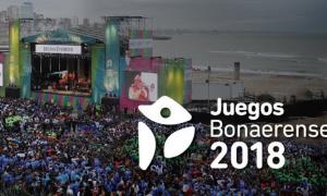 Juegos Bonaerenses 2018.
